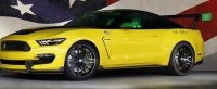 Ford Reveals Most Race-Ready And Road-Legal 'Ole Yeller' Mustang Inspired By Iconic P-51D Mustang And Legendary Pilot