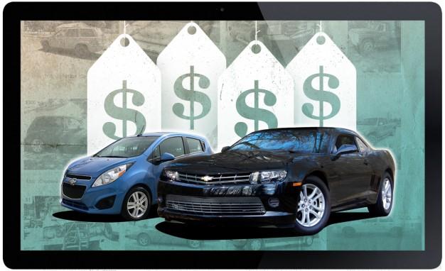 Online-Car-Sales-placement