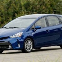 2016 Toyota Prius V Quick-Take Review: Hybrid, Writ Larger