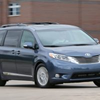 2016 Toyota Sienna AWD Test: Behind the Times, But Still Good