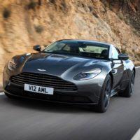 Aston's Twelve: 2017 Aston Martin DB11 Driven!