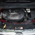 2017 Ford Escape Titanium turbocharged 2.0-liter inline-4 engine