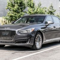 Conservative Yet Competent: New 2017 Genesis G90 Sedan Driven!