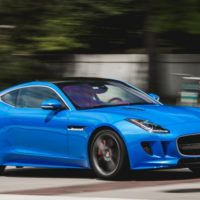 2017 Jaguar F-type Review: Pretty Performer