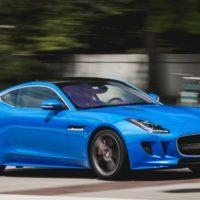 2017 Jaguar F-type Review: Pretty Performer