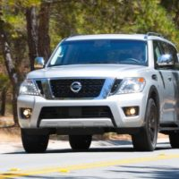 2017 Nissan Armada Driven: Now on Patrol
