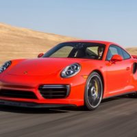 2017 Porsche 911 Turbo First Drive! (The Capital-T Turbo)
