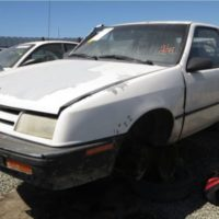 Junkyard Gem: 1992 Dodge Shadow America