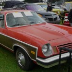 For the profile picture of this '74 Vega woody, we naturally chose the Before side.