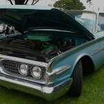 An Edsel is another LeMons must. This is the rarely seen 1960 version.