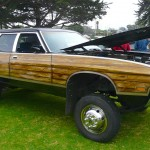 The Ford Country Squire: for many a reminder of their cheesy, 1970s childhood.