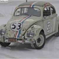 Herbie Rides Again: $85,000 Can Buy This Original Herbie Beetle
