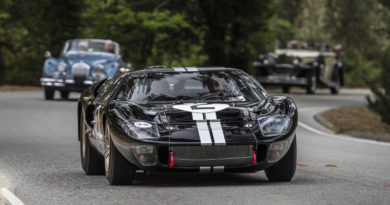 The 2016 Pebble Beach Tour d'Elegance: All those amazing concours cars actually moving
