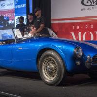AC Heritage reprises the iconic 1962 Cobra