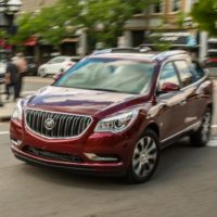 2017 Buick Enclave Quick-Take Review: Still Comfy, Getting Older