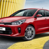 2017 Kia Rio Hatchback: Bigger and Better Looking