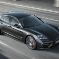 2017 Porsche Panamera Driven: More than a Beverly Hills Butt Lift