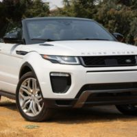 2017 Range Rover Evoque Convertible Tested! Call It the Evocateur
