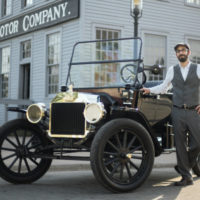 1914 Ford Model T at Historic Greenfield Village | AutoblogVR