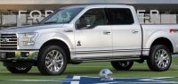 Ford Introduces Limited-Edition Dallas Cowboys F-150