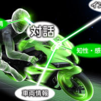 Kawasaki is working on AI for talking motorcycles