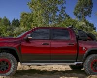 Ram Reveals New Rebel Trx Concept ? 100-Mph Off-Road Pickup Rips With 575 Supercharged Horsepower