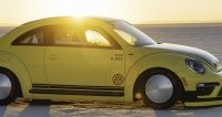 Volkswagen Beetle LSR Runs 205.122 Mph At Bonneville Salt Flats, Becoming The World's Fastest Beetle