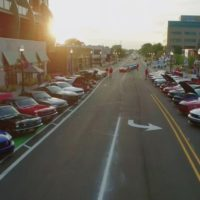 Why Mustang Alley is Woodward Dream Cruise heaven for Ford fans