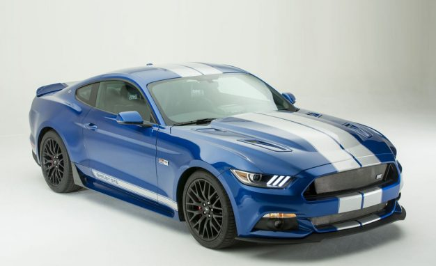 2017 Shelby GTE: A Mustang with Stripes and a Bit More Power