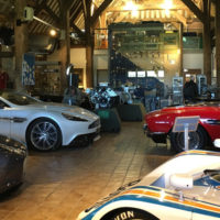 Inside the Aston Martin Heritage Trust, the company's secret museum