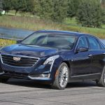 2016 Cadillac CT6 3.6 AWD – Instrumented Test