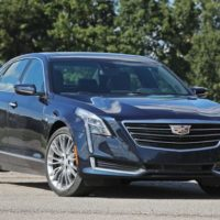 2016 Cadillac CT6 3.6 AWD Test: The Power of Dynamics