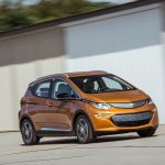 2017 Chevrolet Bolt EV – Instrumented Test