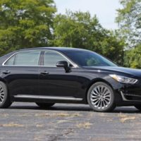 2017 Genesis G90 5.0 V-8 Tested: Good, But Where's the Beef?