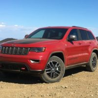 Tested: 2017 Jeep Grand Cherokee Trailhawk V-6