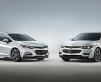 Chevrolet Blue Line Concepts Show Sophisticated Style