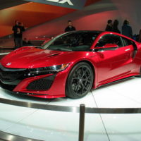 Acura NSX: Is This Beast The Hottest Thing To Come Out Of Japan In 2016?
