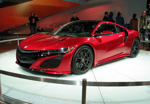 Acura Nsx Is This Beast The Hottest Thing To Come Out Of An In 2016