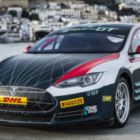 Leilani Munter signs up as first US racer in Tesla GT series