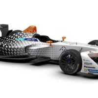 Faraday Future polarizes Hong Kong Formula E with new livery