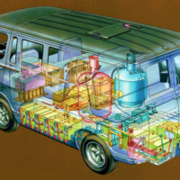 The world's first hydrogen fuel-cell vehicle turns 50 this month