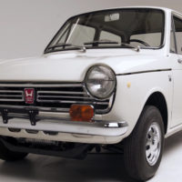 Watch the very first Honda N600 be brought back to life