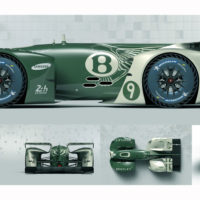 Imagine racing at Le Mans in 2030 with award-winning design students