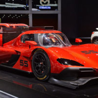 Mazda RT24-P brings KODO style to the Rolex 24 at Daytona