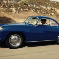 Guy Newmark's 1964 Porsche 356 finally hits 1,000,000 miles