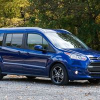 Ford Transit Connect Wagon Review: It's a Skinny Van