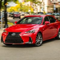 2017 Lexus IS200t F Sport Tested: Fresh Style and Tech