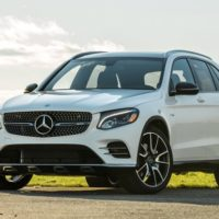 2017 Mercedes-AMG GLC43 Tested: A Solid Punch in the Crossover Fight