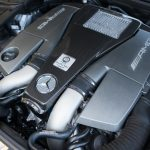 2017 Mercedes-AMG S63 cabriolet twin-turbocharged 5.5-liter V-8