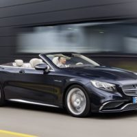 2017 Mercedes-AMG S65 Cabriolet Tested: A V-12–Powered Museum Tour